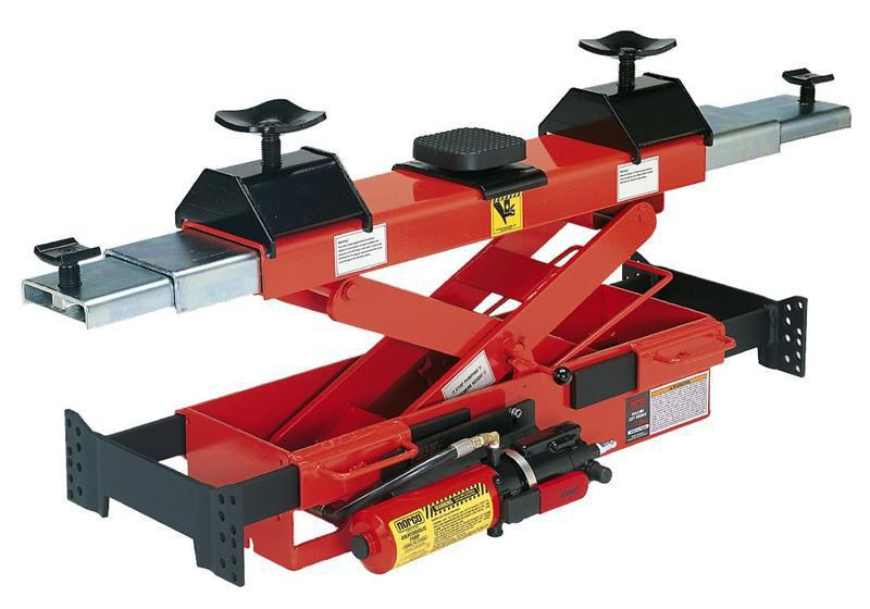 Norco 3 Ton Rolling Jack Bridge Fast Equipment