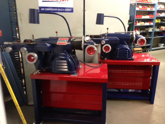 Used Brake Lathes - FAST Equipment